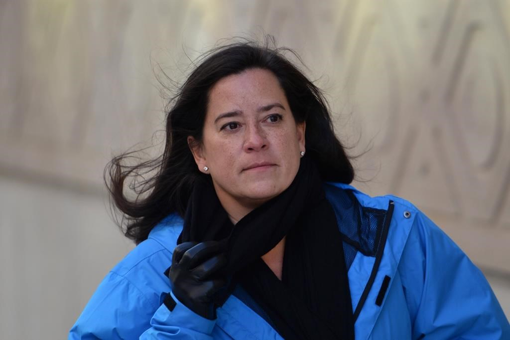 Wilson-Raybould says she was pushed, got veiled threats on SNC-Lavalin