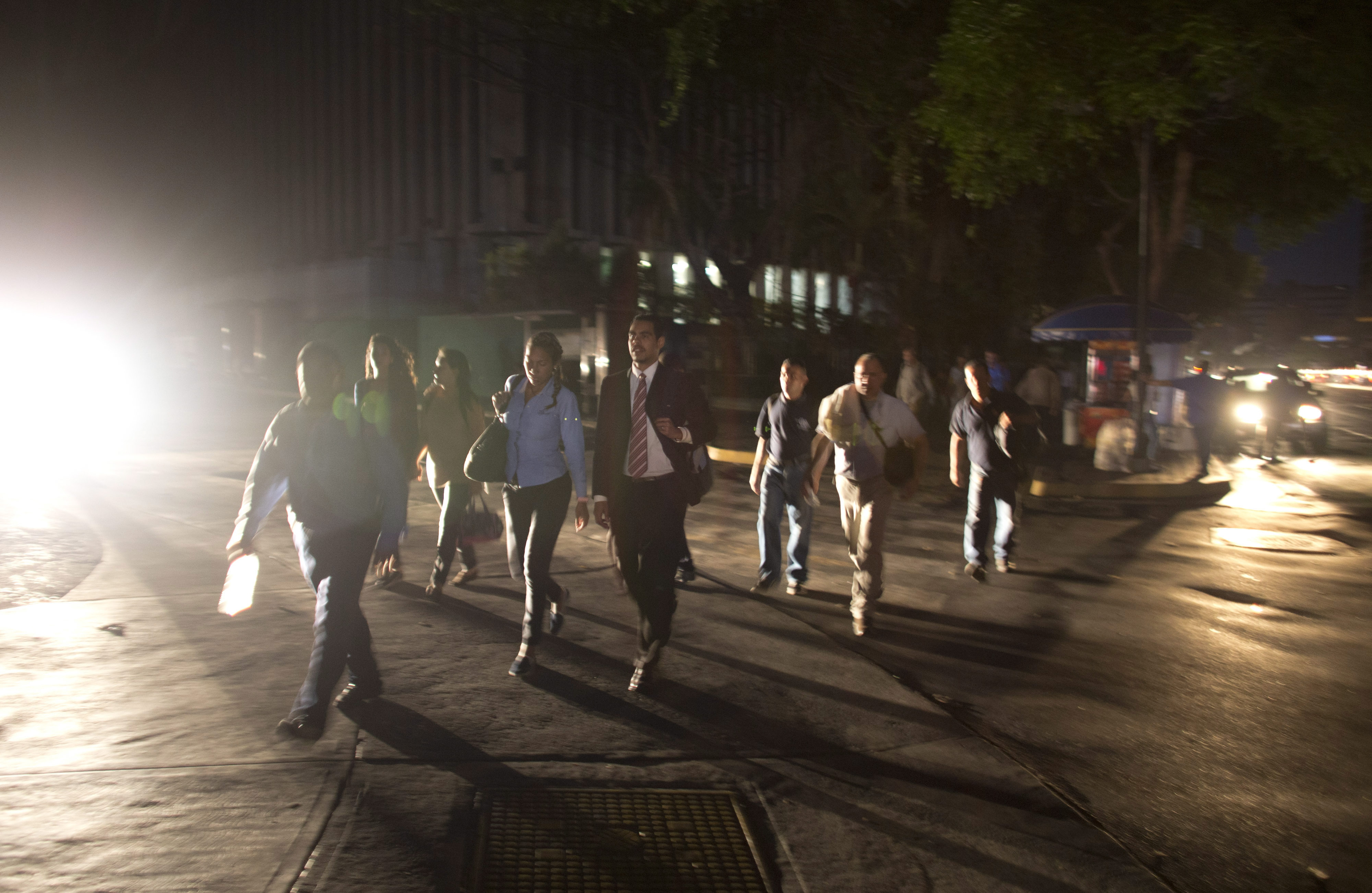 Venezuela suspends work, classes due to major blackout
