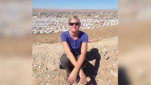 Jessica Hyba was one of 18 Canadians killed in an Ethiopian Airlines plane crash.