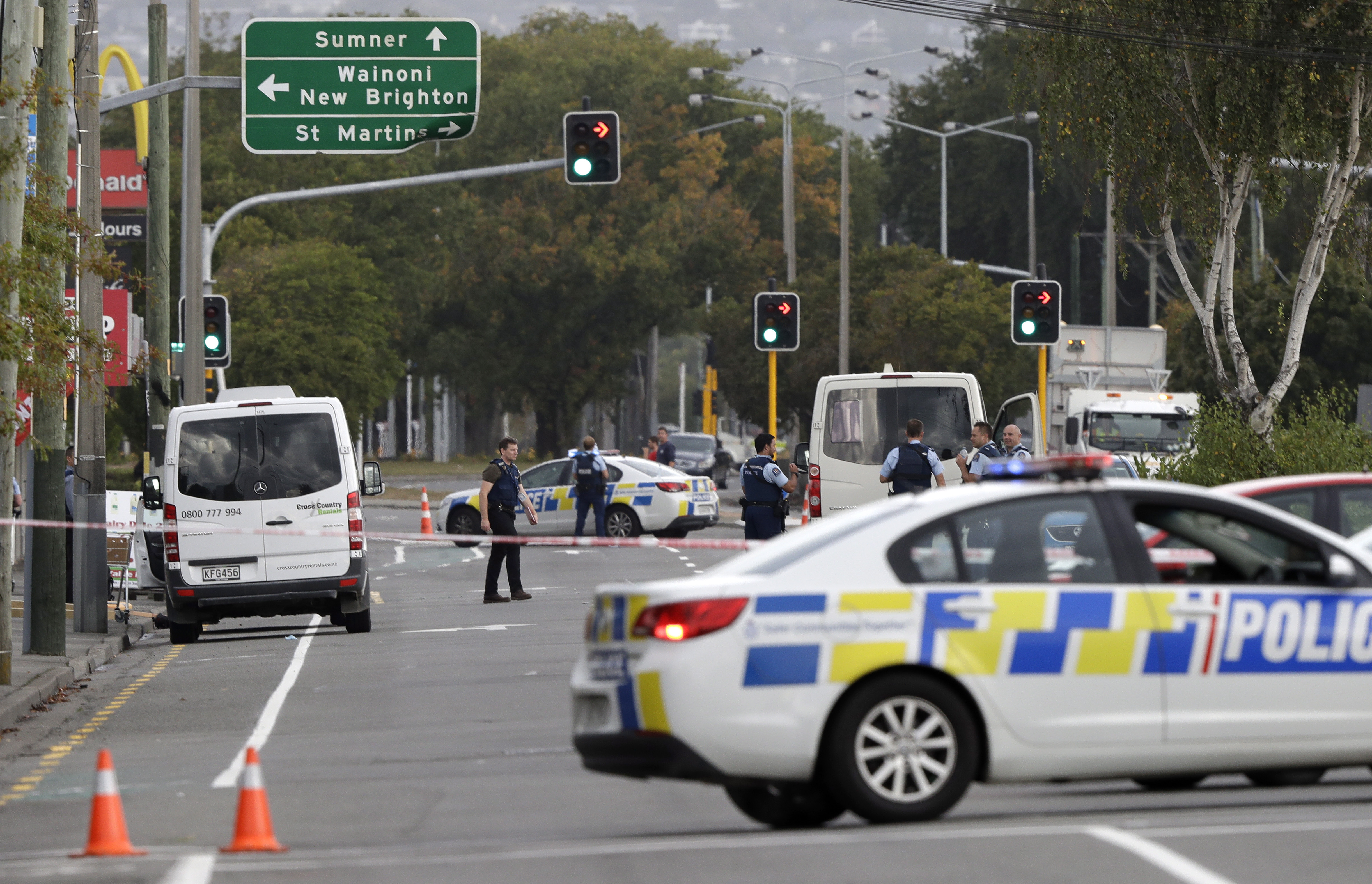 New Zealand Mosque: Mass Shootings At New Zealand Mosques Kill 49; 1 Man Charged