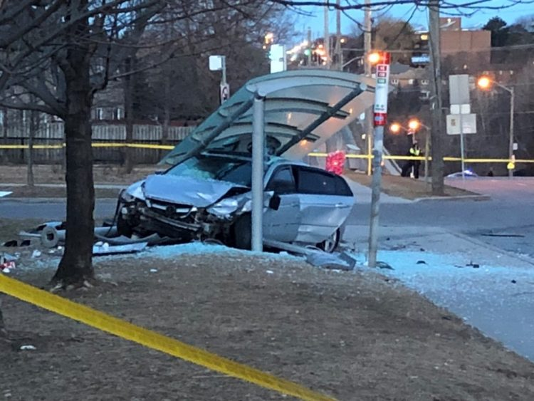 1 dead after 2-vehicle crash near Sheppard and Keele
