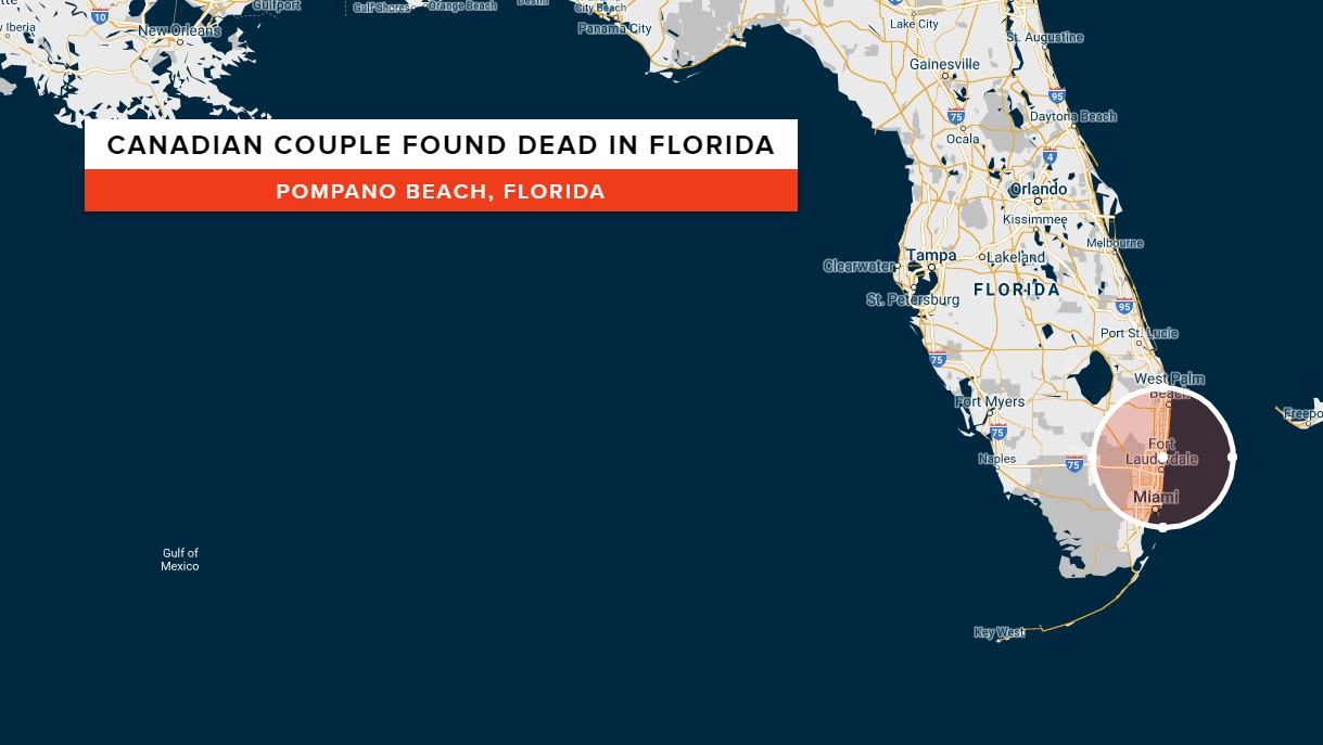 Canadian snowbirds found dead in Florida sparks investigation