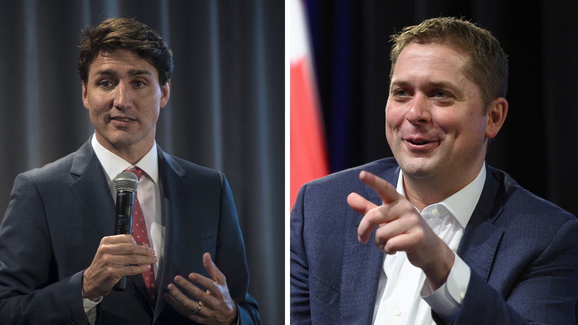 Too close to call between Liberals and Conservatives: poll