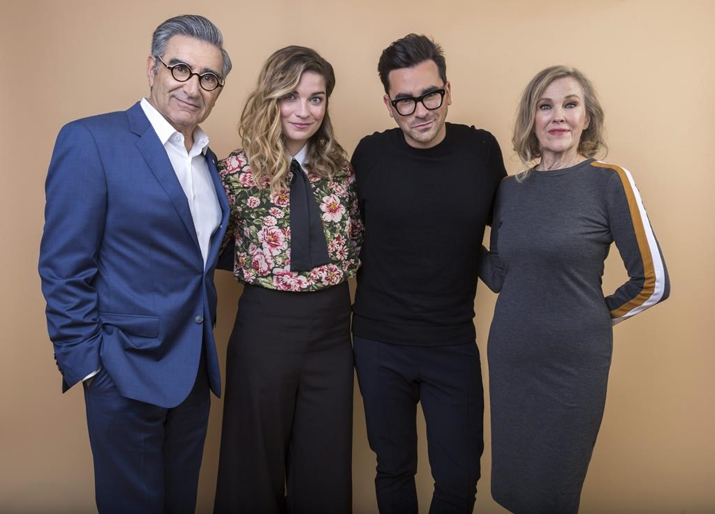 Daniel and Eugene Levy discuss decision to end 'Schitt's Creek
