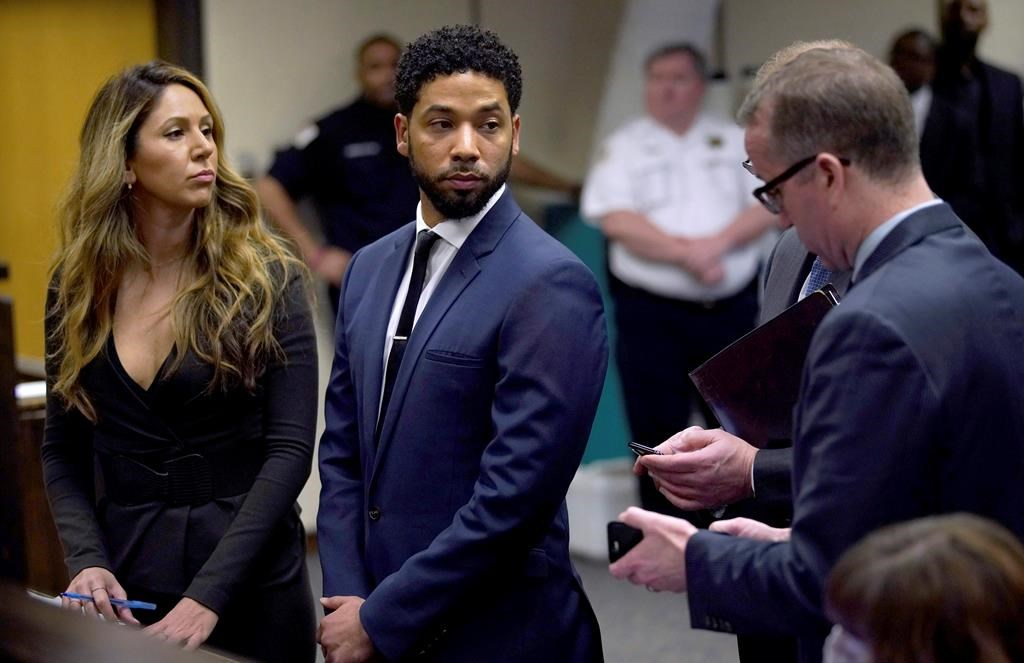 Attorney's statement: Charges dropped against actor Smollett