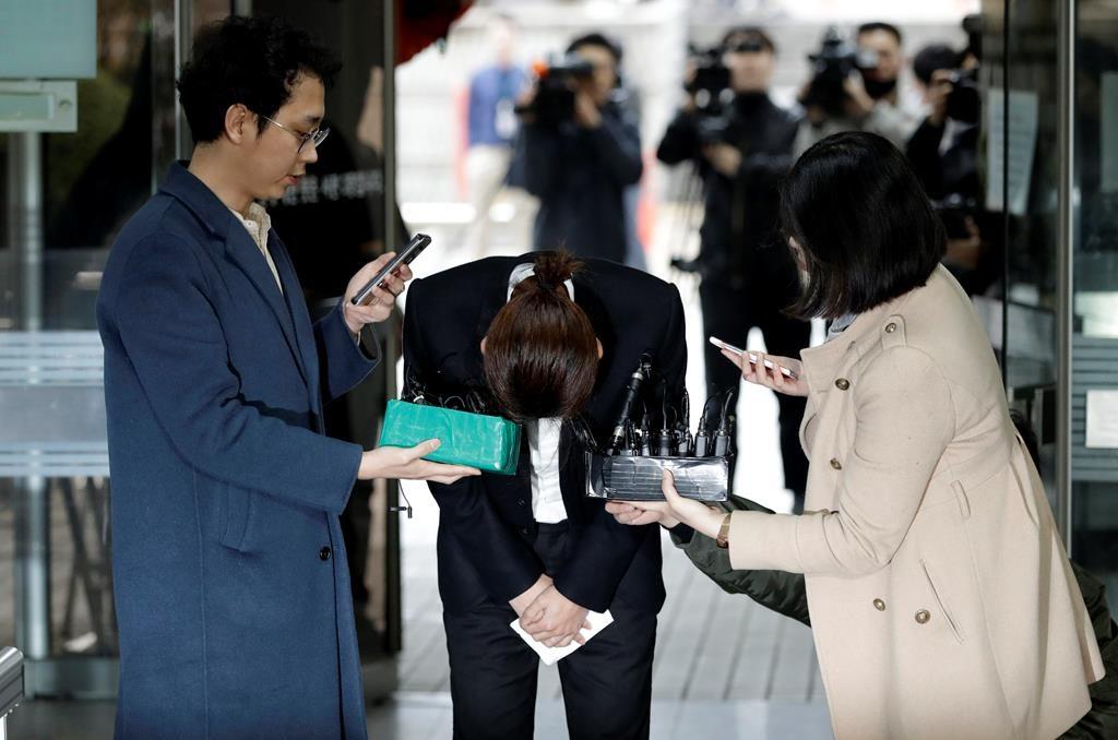 grand choix de b5b47 fd168 K-pop star Jung Joon-young arrested in sex video scandal
