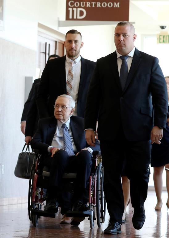 Jury to hear Reid damages trial against exercise band maker