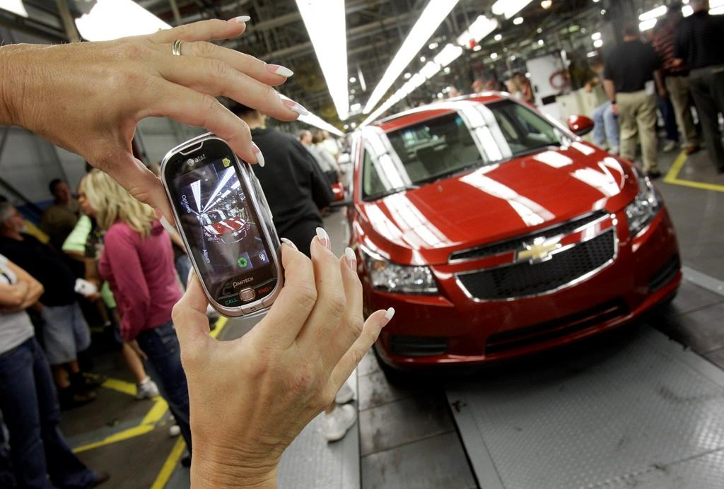GM restructuring: Production ending at Ohio plant this week