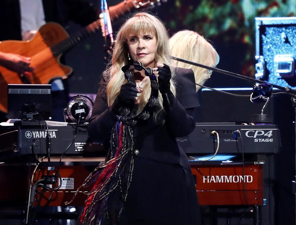 Fleetwood Mac postpones April 13 makeup show at Rogers Place
