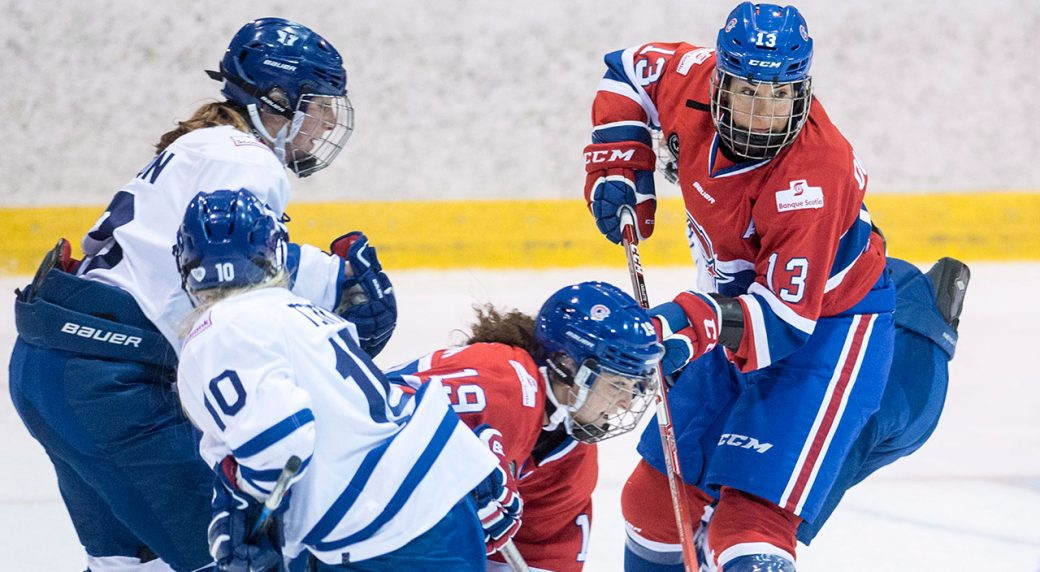 National Women S Hockey League Expanding To Toronto Montreal