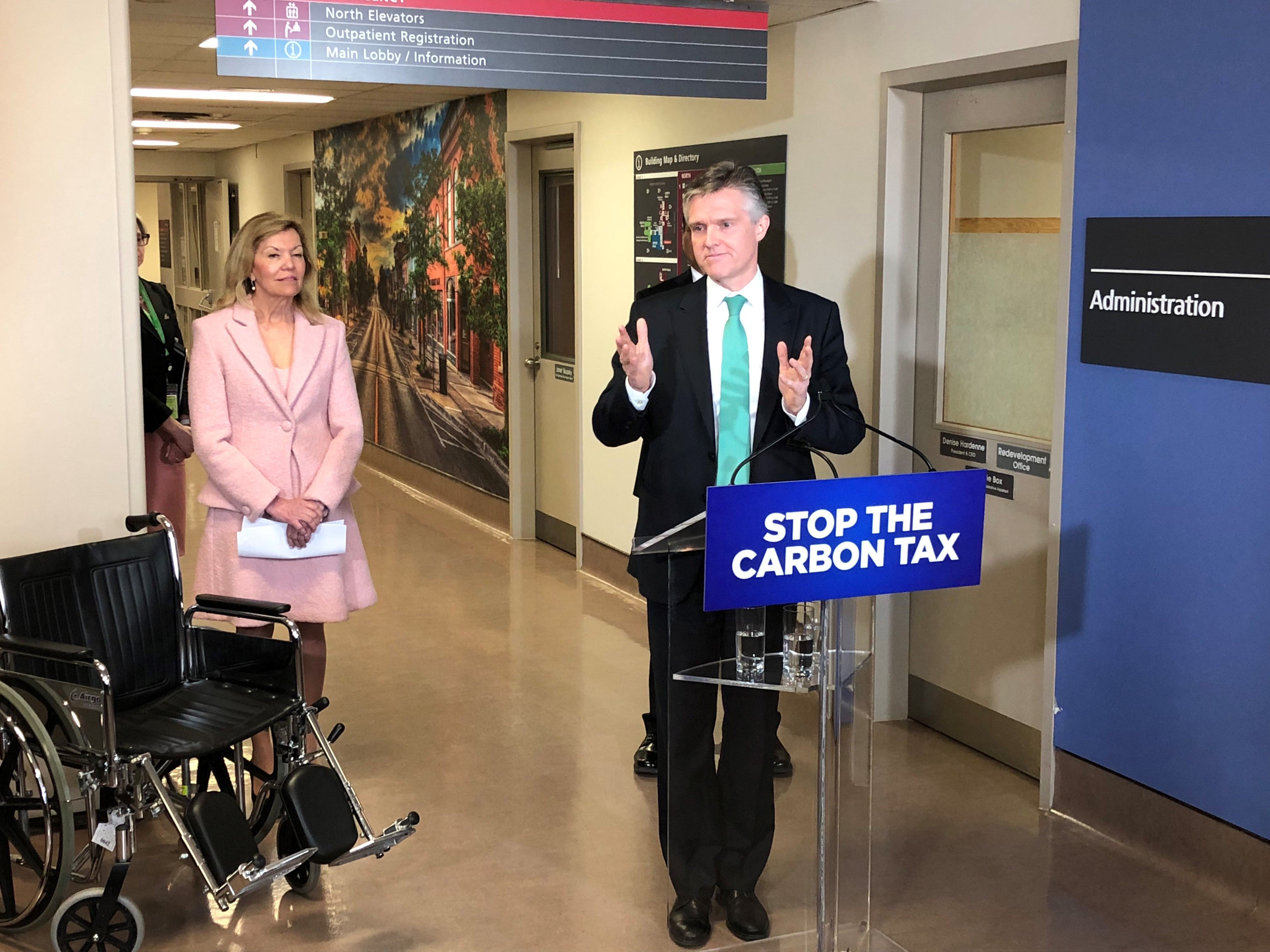 Manitoba joins two other provinces challenging federal carbon tax in court