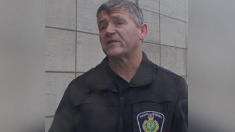 Niagara police Det.-Sgt. Shane Donovan