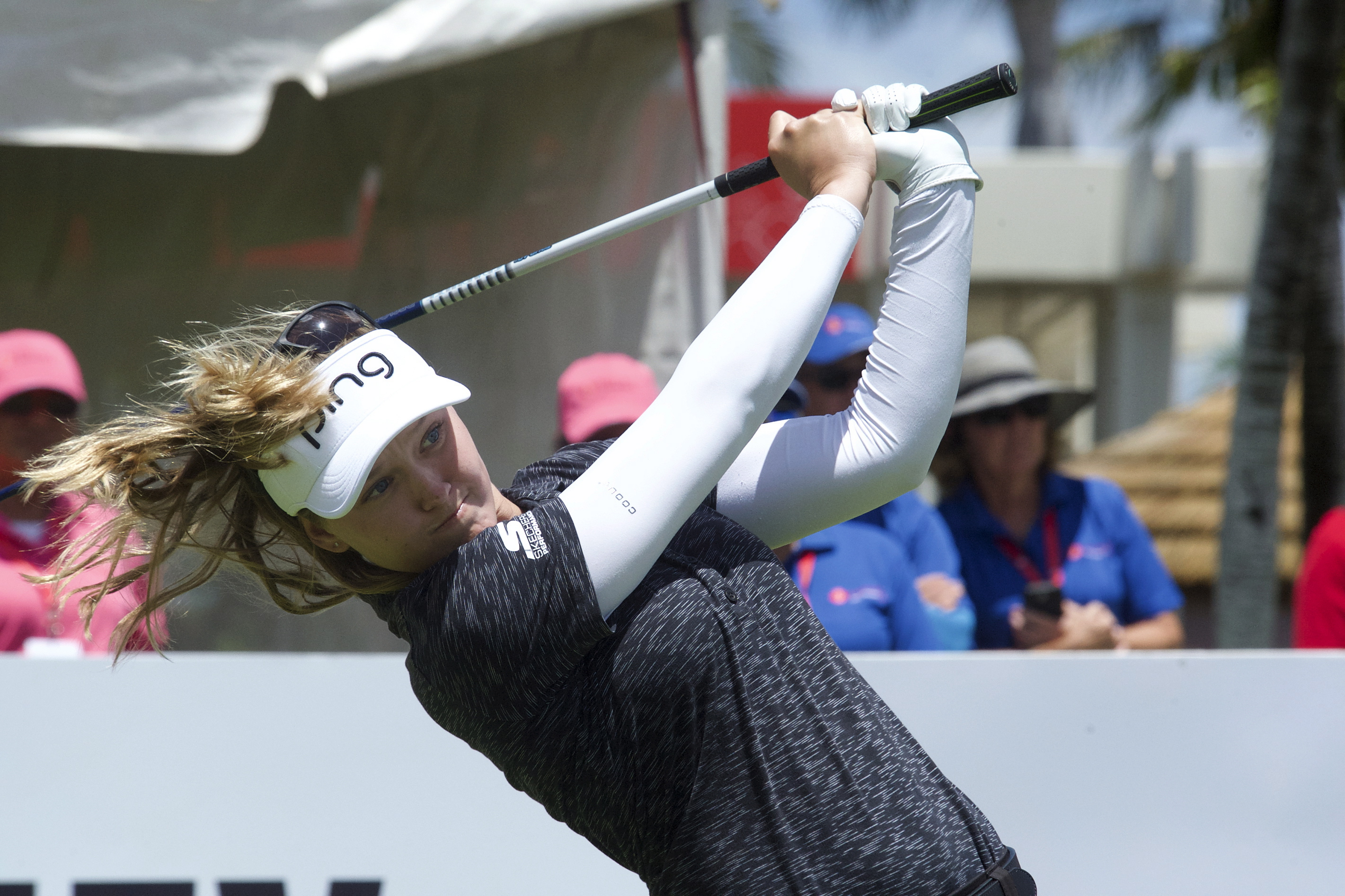Brooke Henderson ties Canadian record for wins on LPGA or PGA Tour