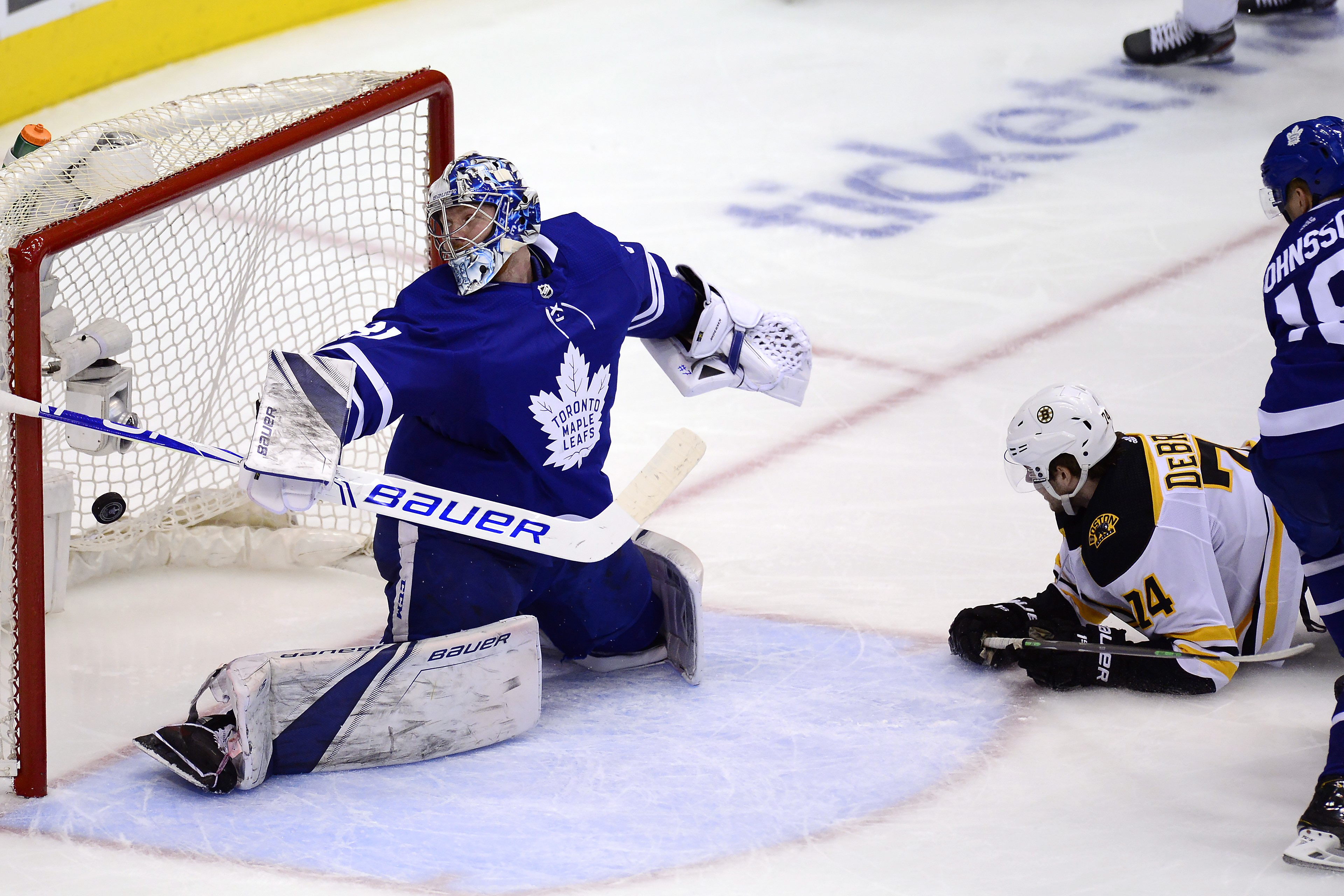Bruins Hang On To Defeat Maple Leafs Force Game 7 Tuesday Citynews Toronto