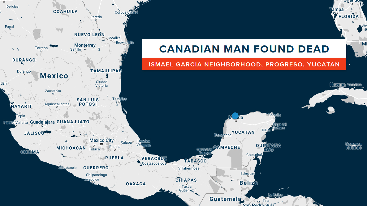 Canadian man killed in Mexico, stabbed five times: local reports