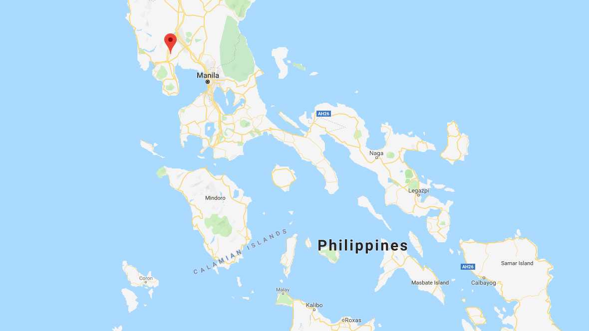 2 dead after strong earthquake hits the Philippines