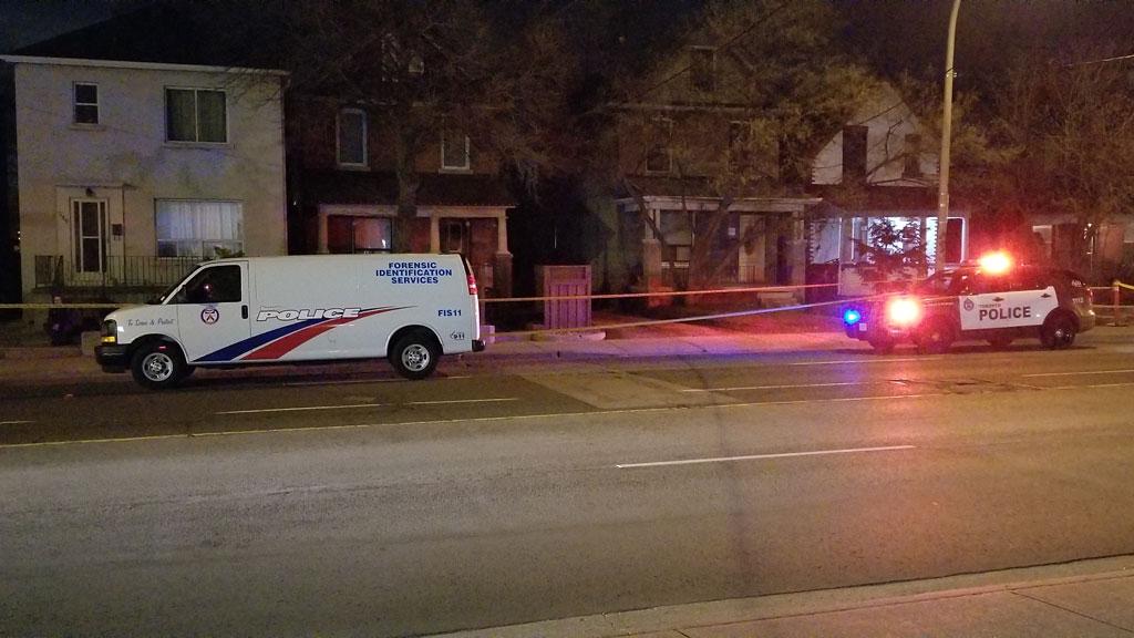 Man stabbed, suspect arrested in Bloor West Village stabbing