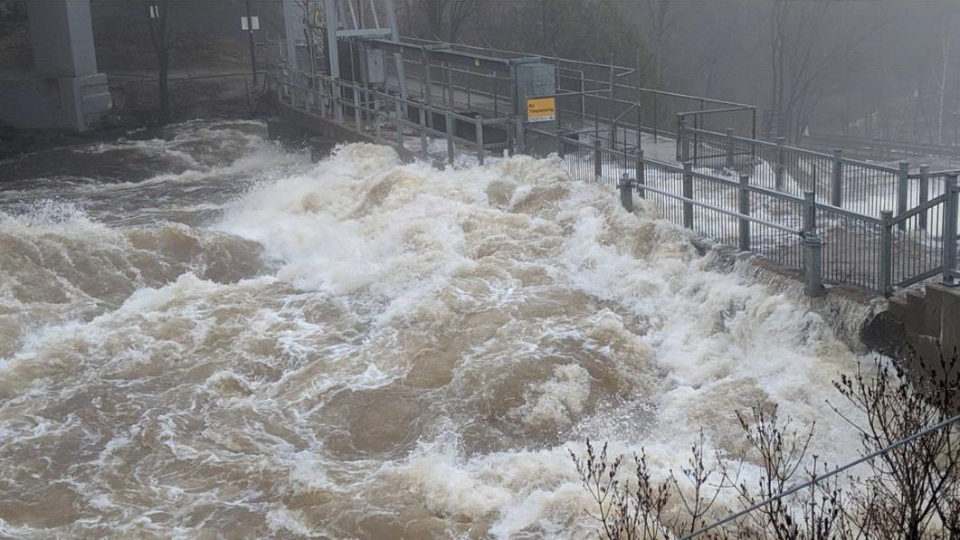 State of emergency declared in Bracebridge over flooding