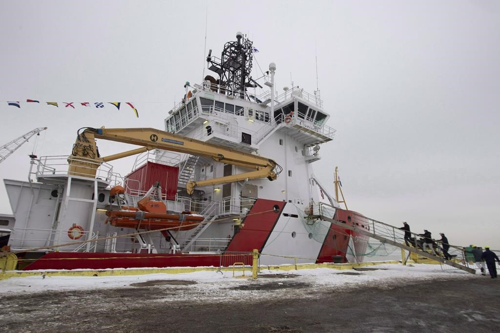 8da0c538f5e Coast guard struggling to help with rescues, Arctic resupply due to old  fleet