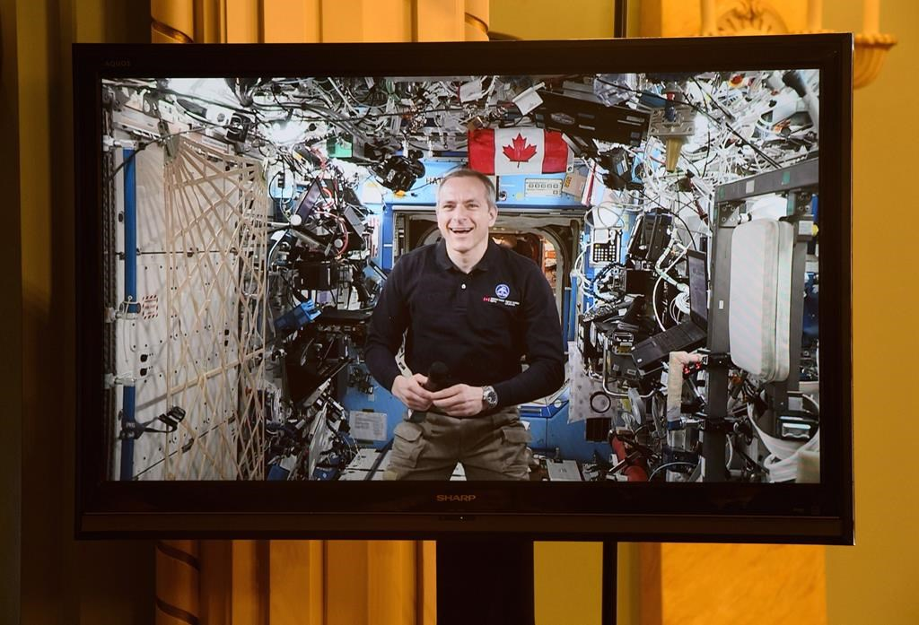 Astronaut David Saint-Jacques to make first spacewalk next Monday