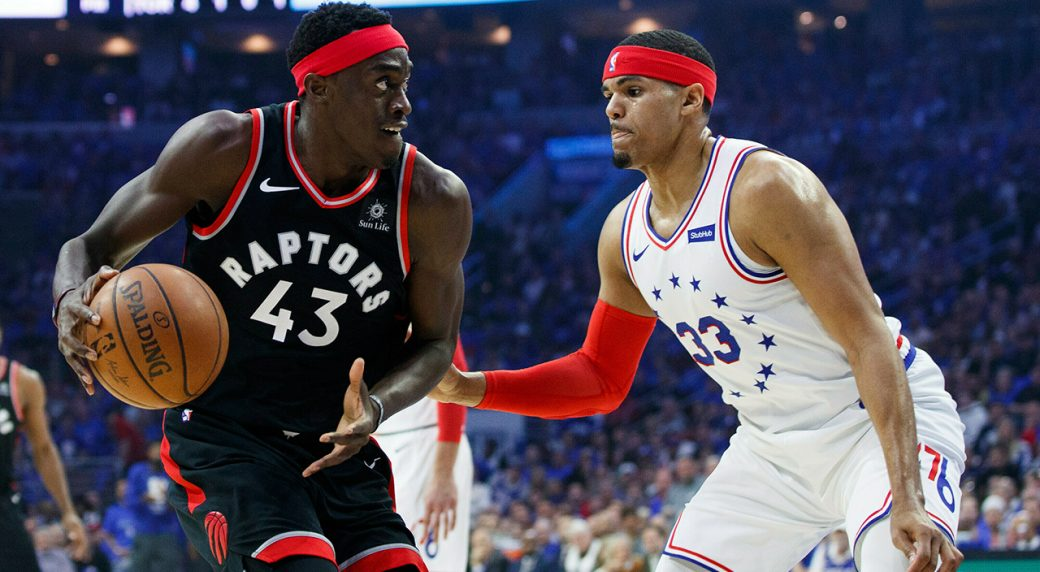 76ers look to contain Leonard in Game 5 vs. Raptors