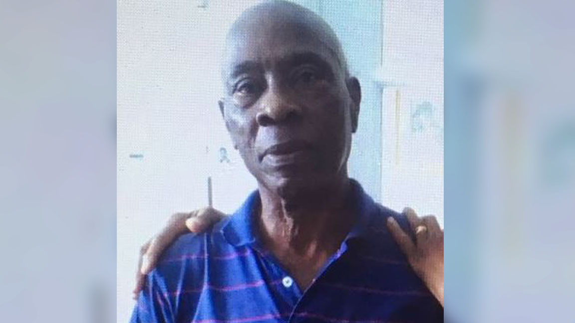Police searching for missing elderly man from Brampton