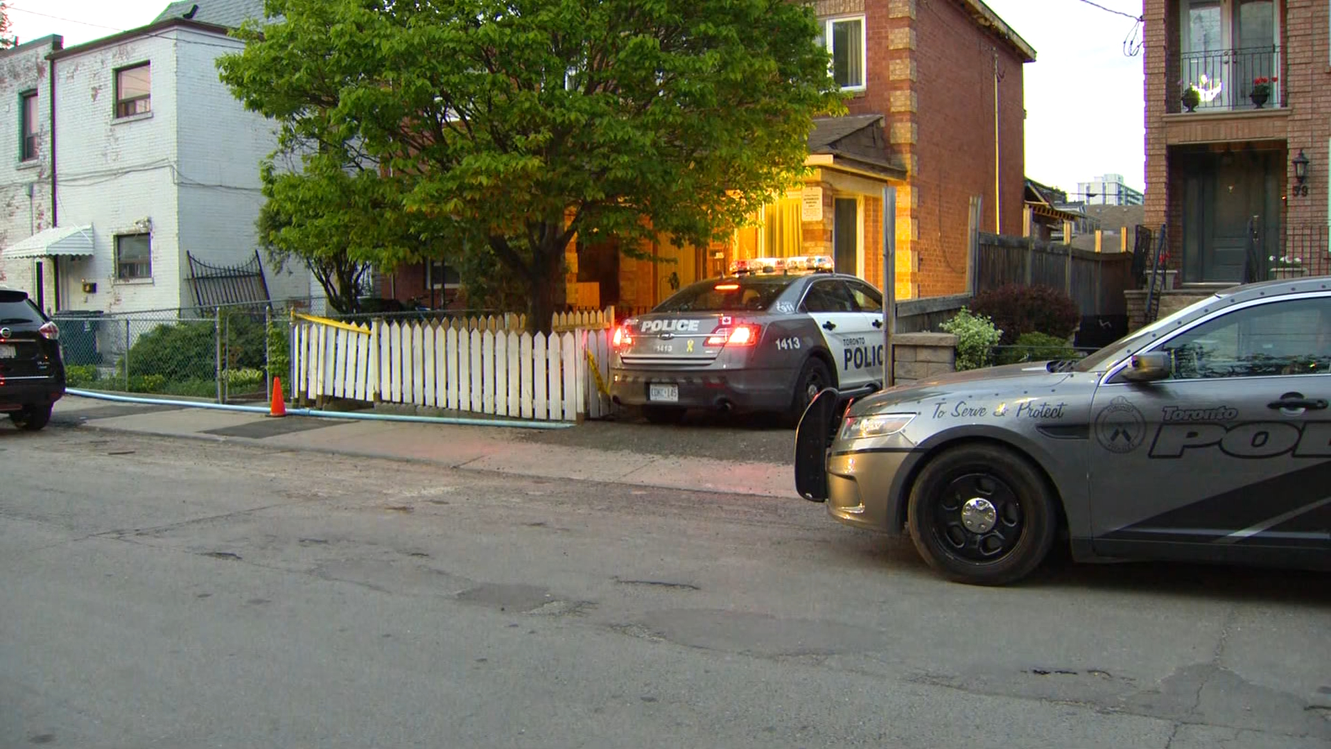 Man found dead in Bloor and Dovercourt home