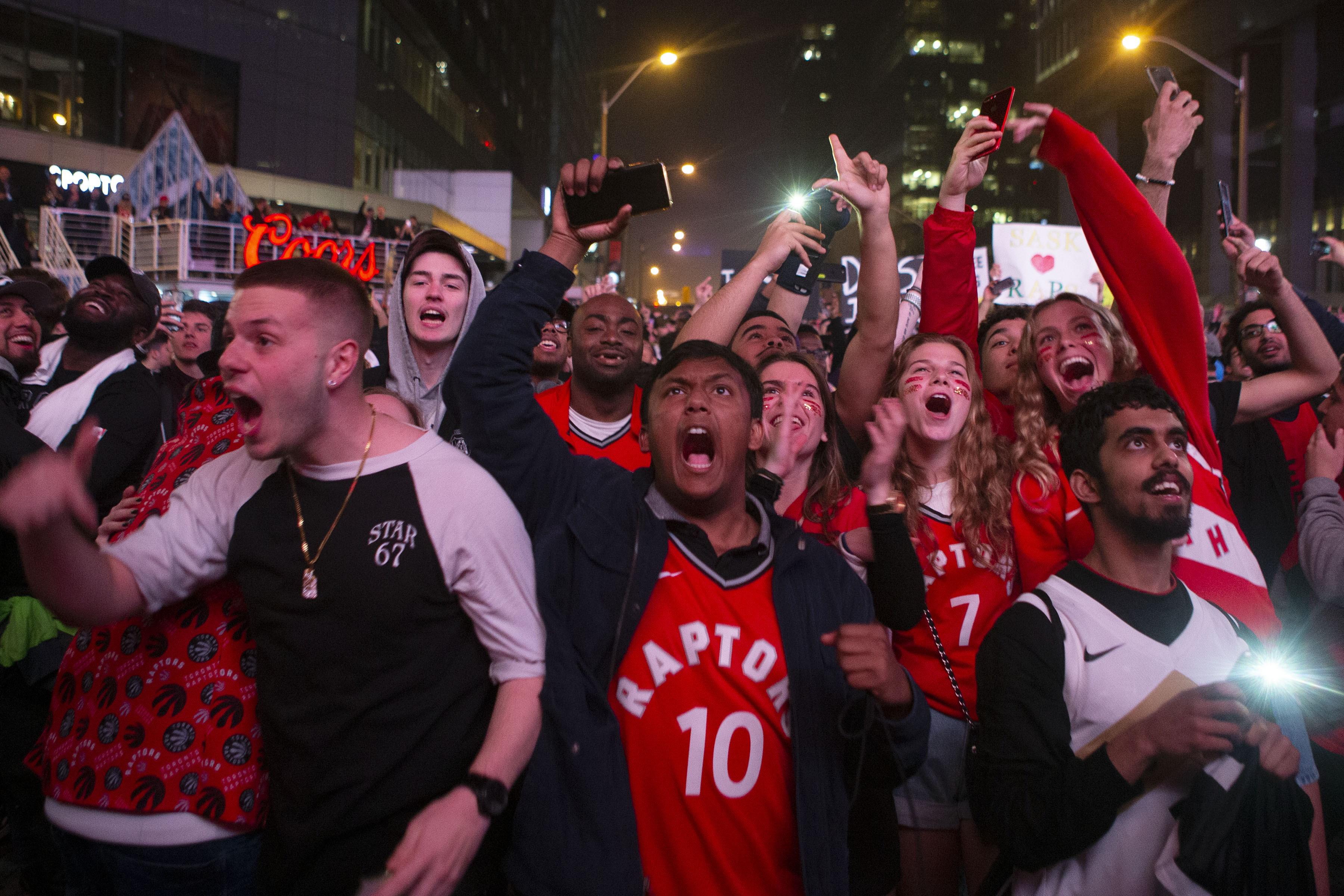 brand new 96e38 2806e Raptors' playoff run showcases diversity of Canadian sports ...