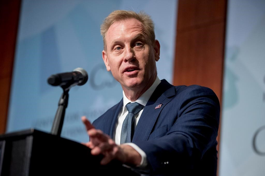 Acting Secy Shanahan to speak at Naval Academy graduation