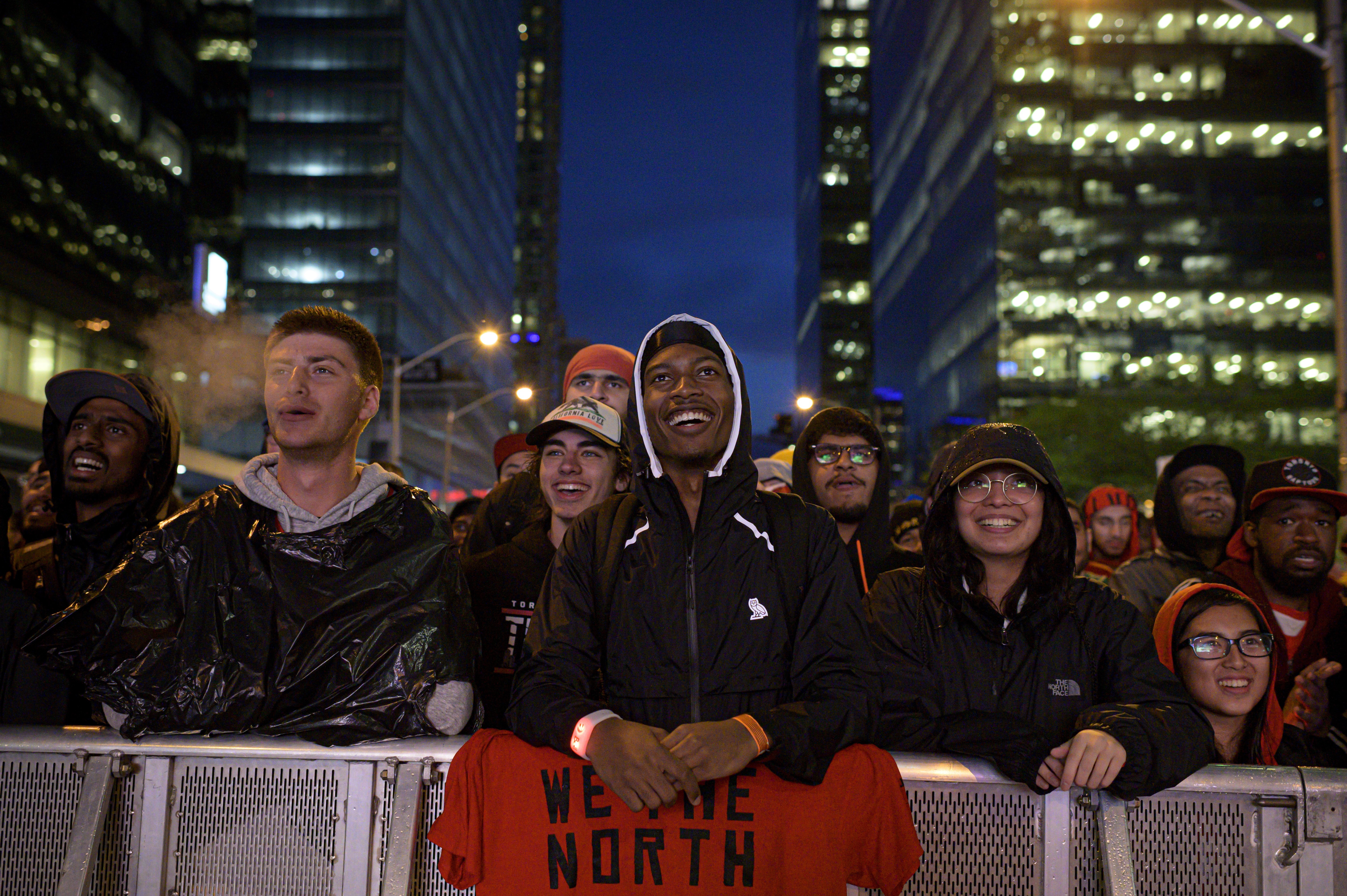 Dino-mite! Raptors win Canada's first National Basketball Association championship