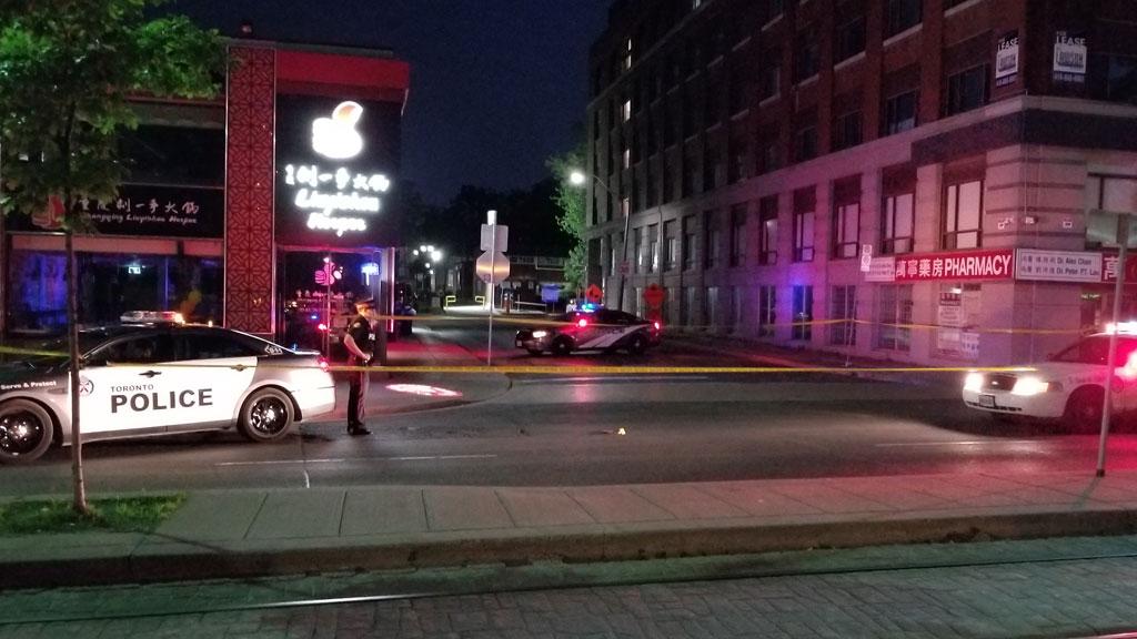 Man seriously injured in Chinatown stabbing