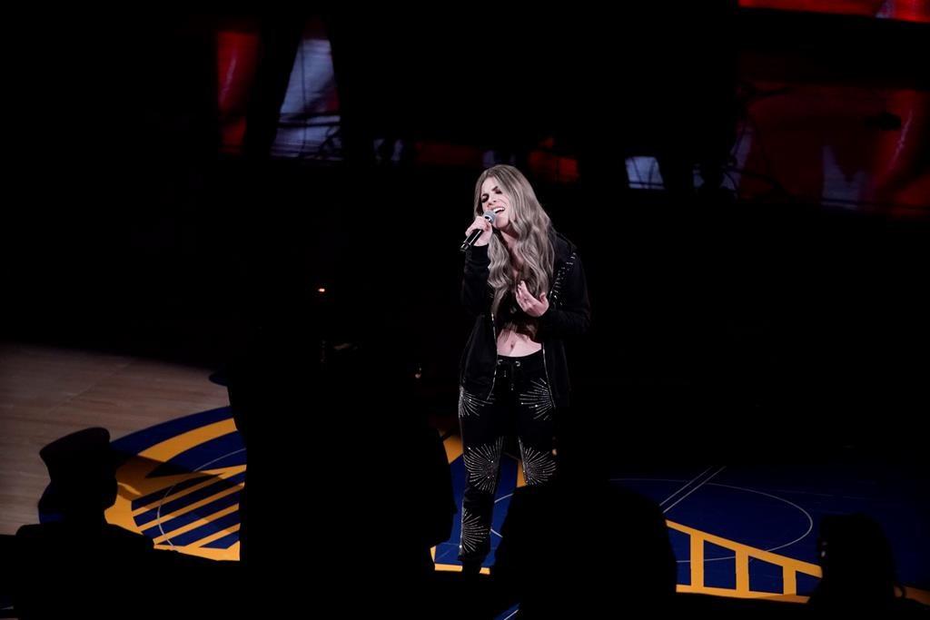 Oh Canada Saskatchewan Singer Proud Despite Flak Over Anthem At Nba Final Citynews Toronto