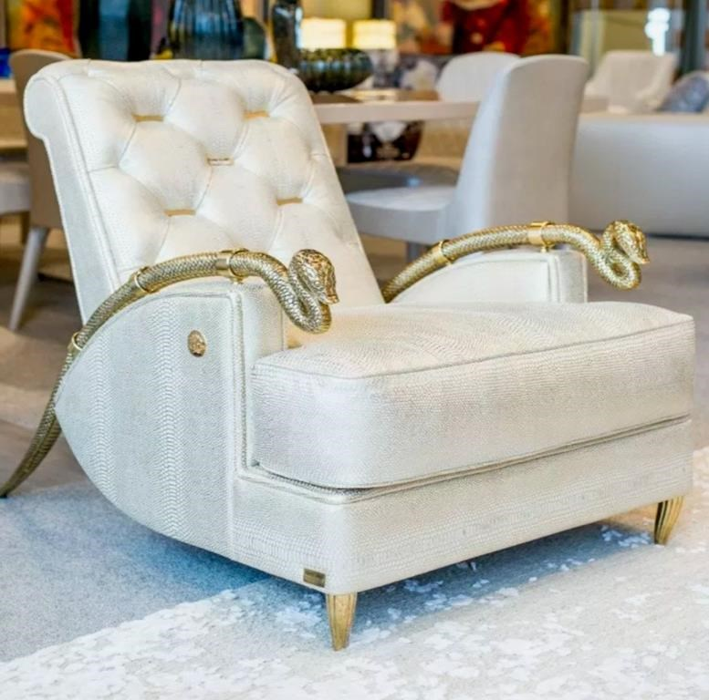 Vancouver Police Ask For Help Over Theft Of High End Snake Chairs