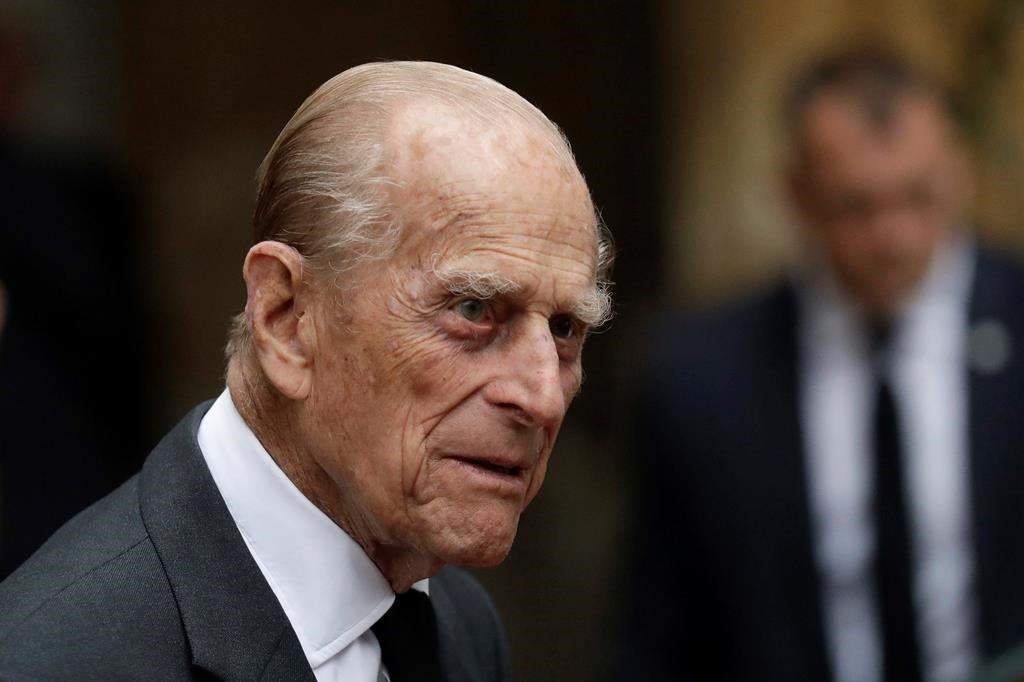 Duke of Edinburgh admitted to hospital after feeling unwell