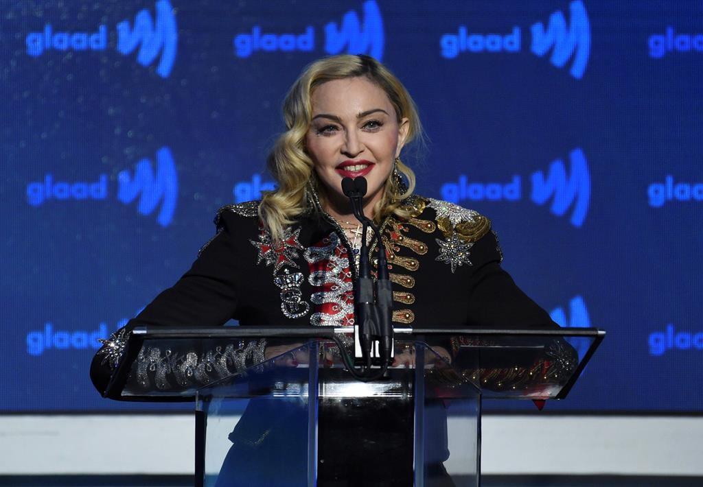 Risultati immagini per Madonna 2019