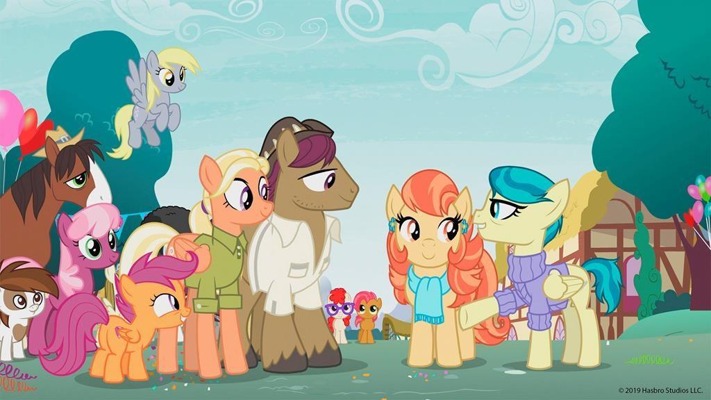 My Little Pony Threesome