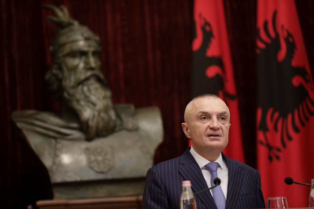 Albania president sets new local poll date