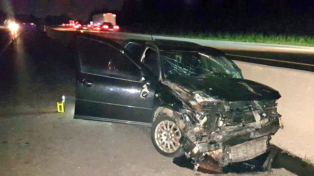 Driver critically injured in Hwy  401 crash in Oshawa