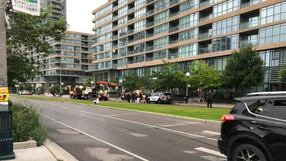 CAFE dispensary in CityPlace raided again, witnesses say