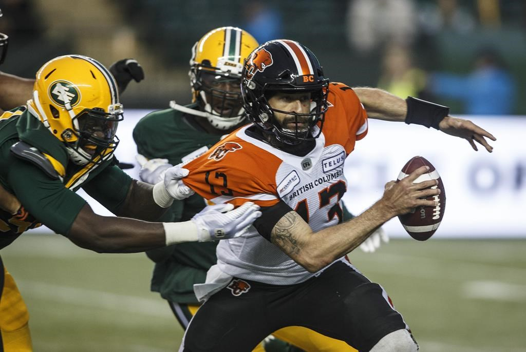 Image result for mike reilly bc lions