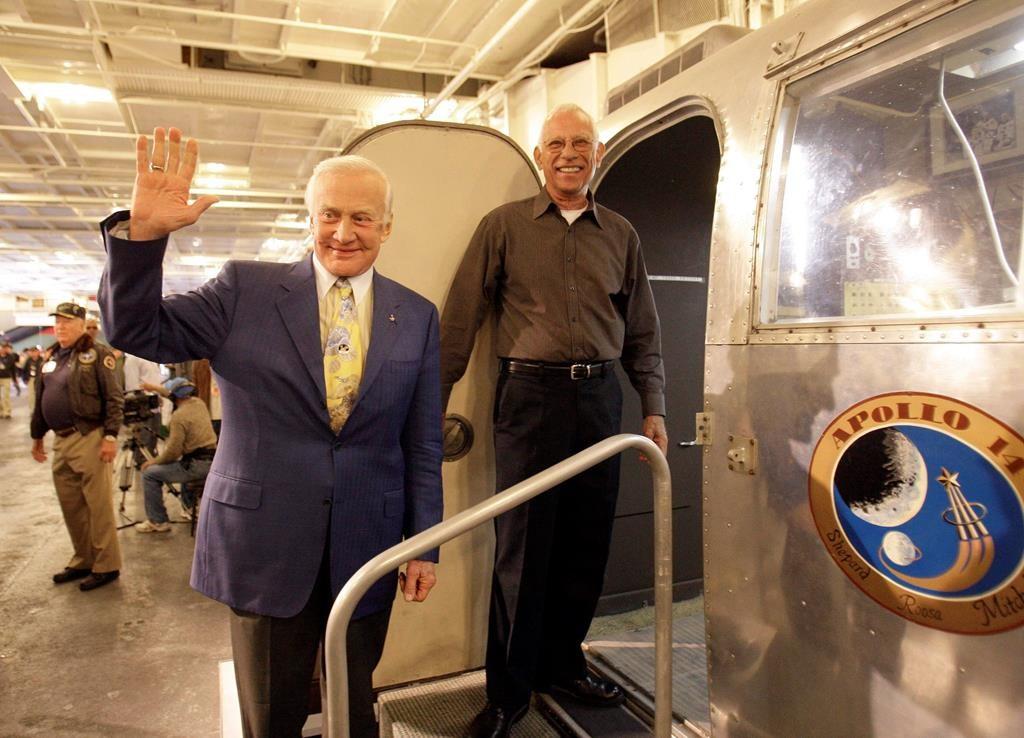Canadian Apollo 11 surgeon readies for 'last hurrah' of 50th
