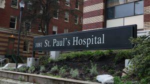 St  Paul's Hospital St Paul's Hospital