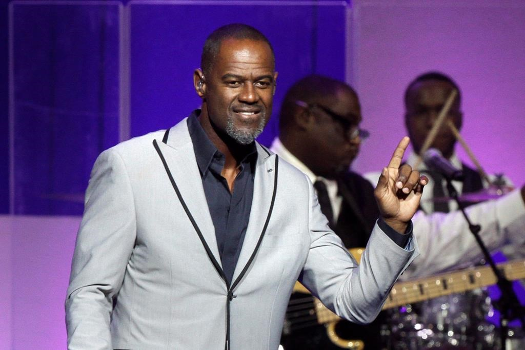 Brian McKnight gives fans love album they've been waiting on