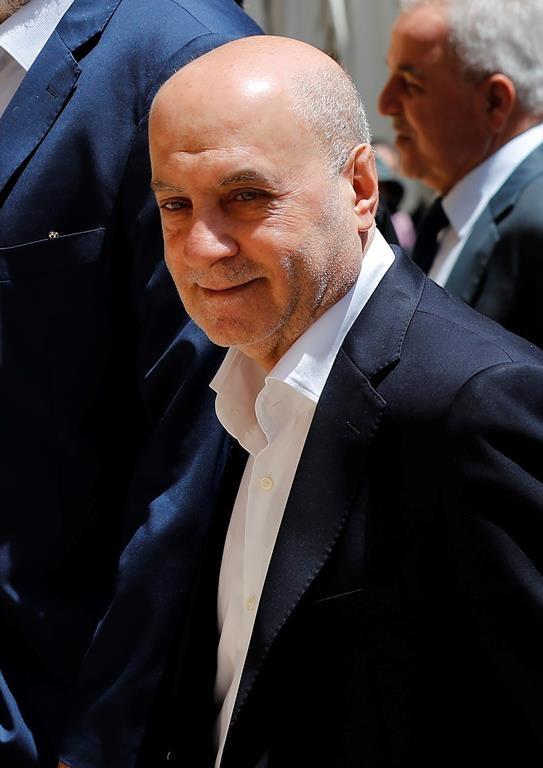 Lebanon speaker condemns US sanctions on lawmakers