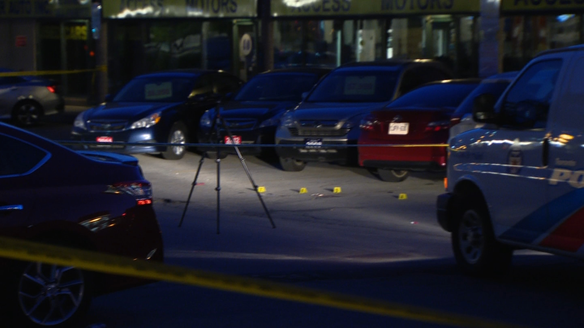 13 victims after nearly a dozen shootings over the weekend: Toronto police