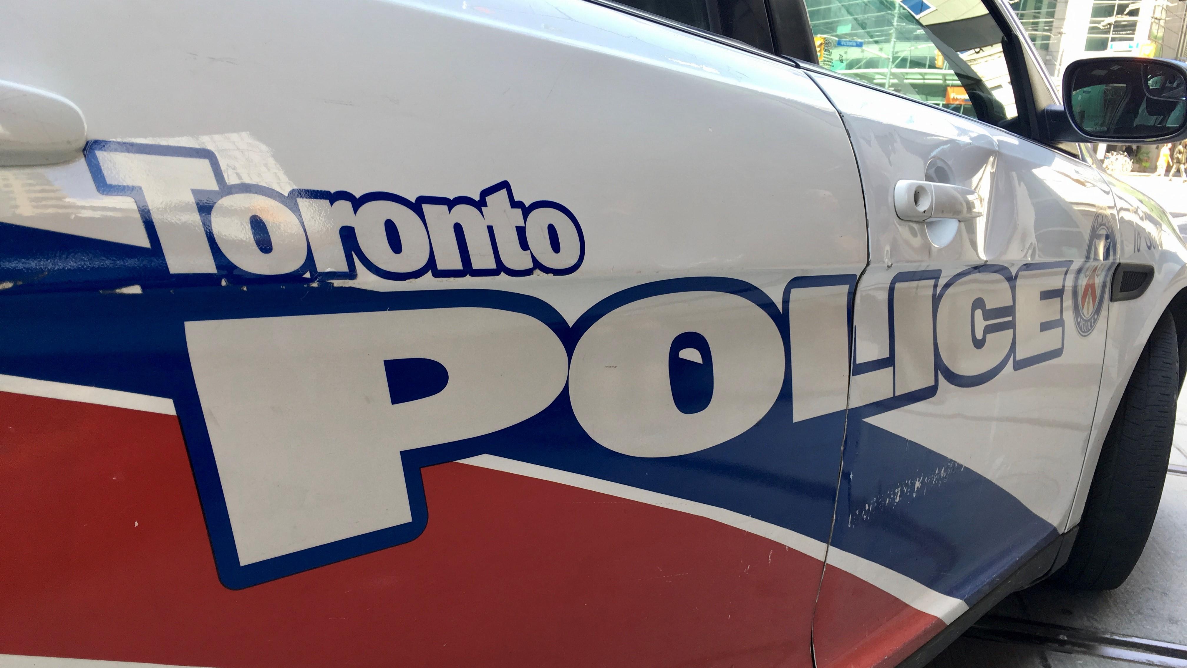 Police probe apparent machete attack in Scarborough, victim has serious injuries