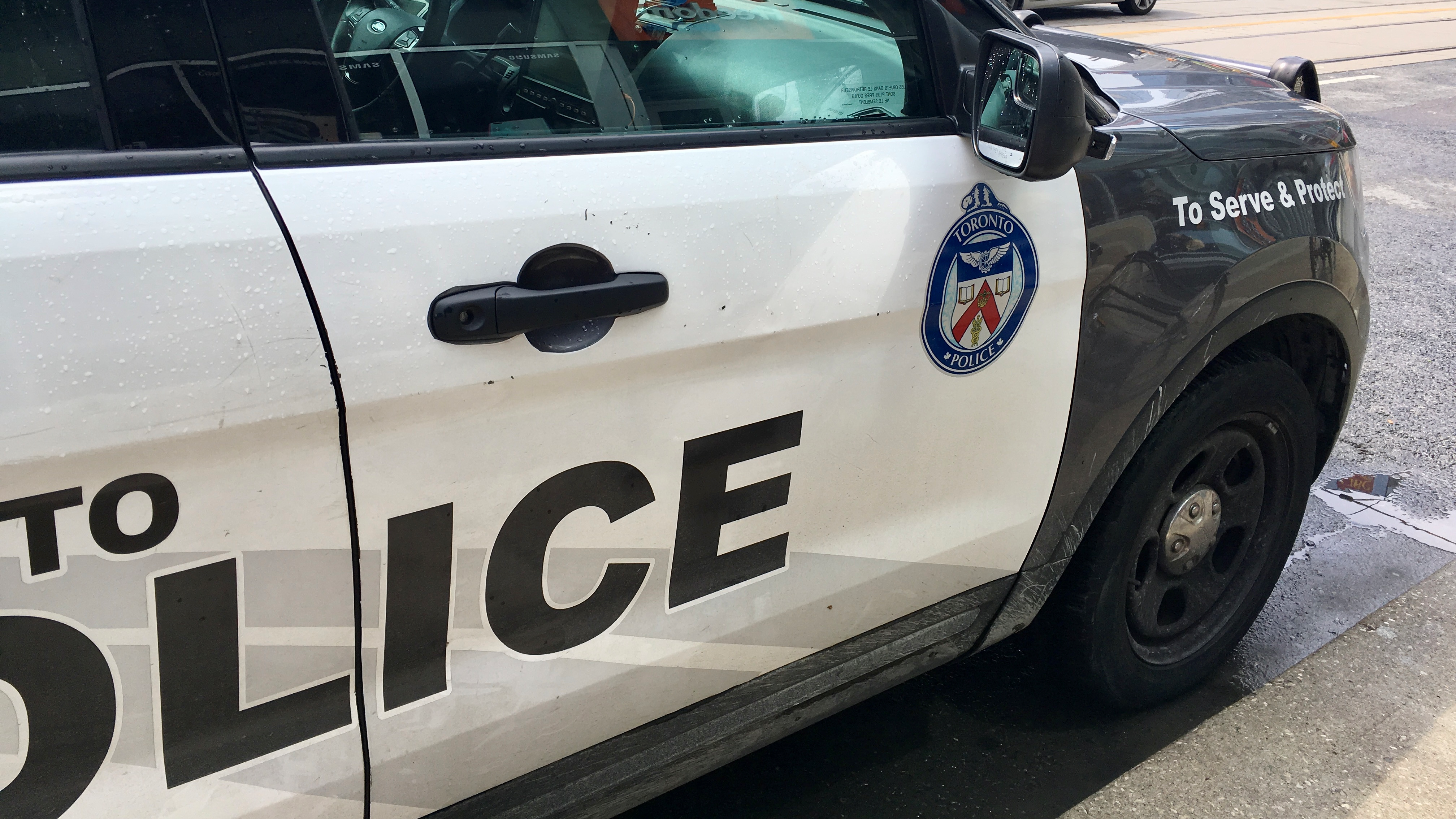 Man struck by vehicle near Warden and Lawrence