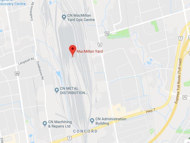 TSB investigates fatal industrial incident at MacMillan CN Rail yard