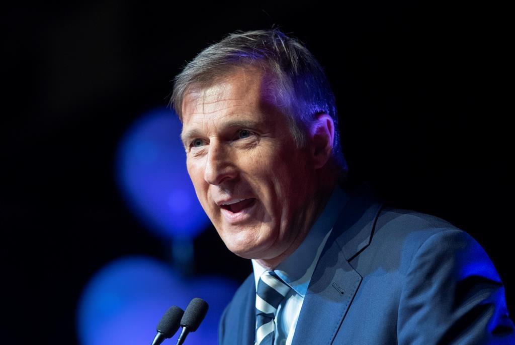 PPC Leader Maxime Bernier invited to two broadcast debates