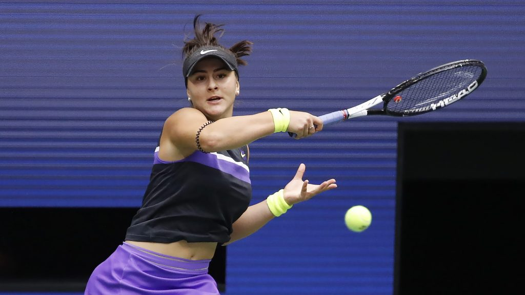 Knee injury forces Bianca Andreescu to withdraw from Australian Open